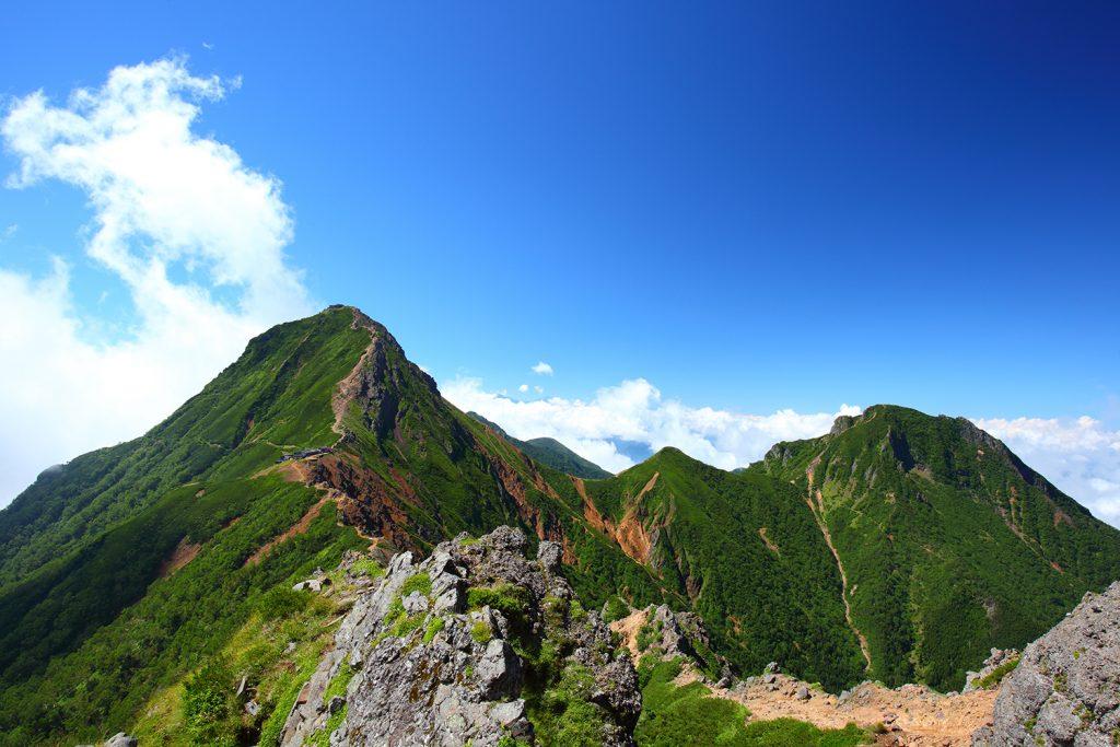 世界でも珍しい祝日、山の日