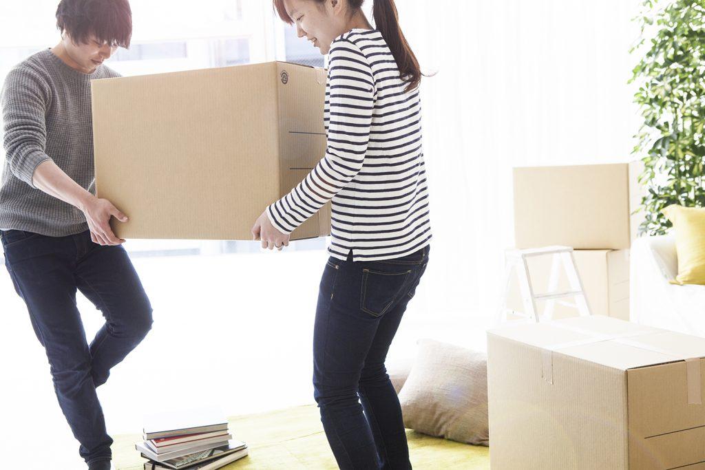 新居で新生活をはじめるときの注意点