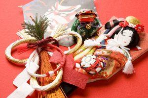 正月に飾る羽子板の意味・由来・初正月の祝い方