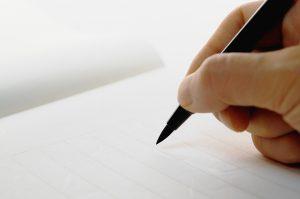 縁談の自己紹介書類「釣書」の書き方マナー・記載項目