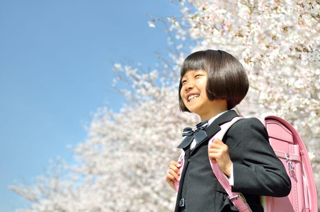 知って得する入学式のマナー(女の子編)