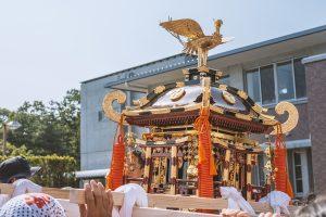 日本人の伝統と文化に根差したお神輿