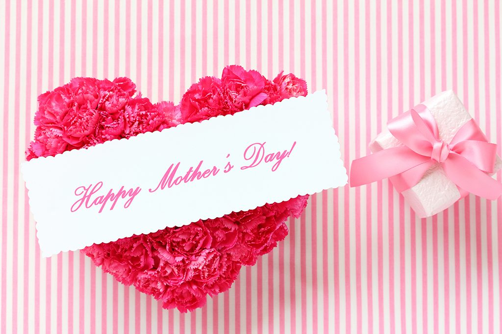 2018年の母の日、何を贈る? トレンドのプレゼントでいつもとちがう母の日を