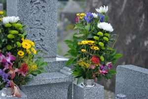 お墓の種類と墓地埋葬法について