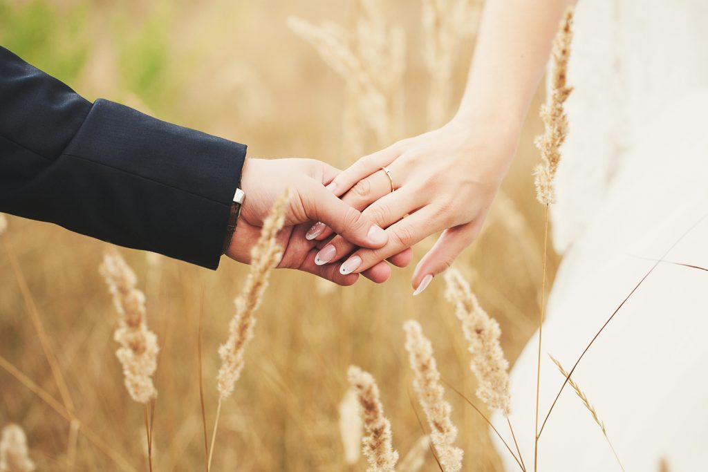婚約指輪をもらった感謝を込めてお返し