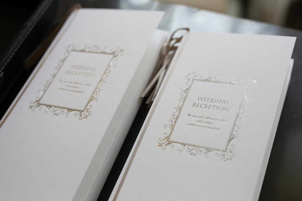 結婚式をこだわるなら招待状にも個性を出したい