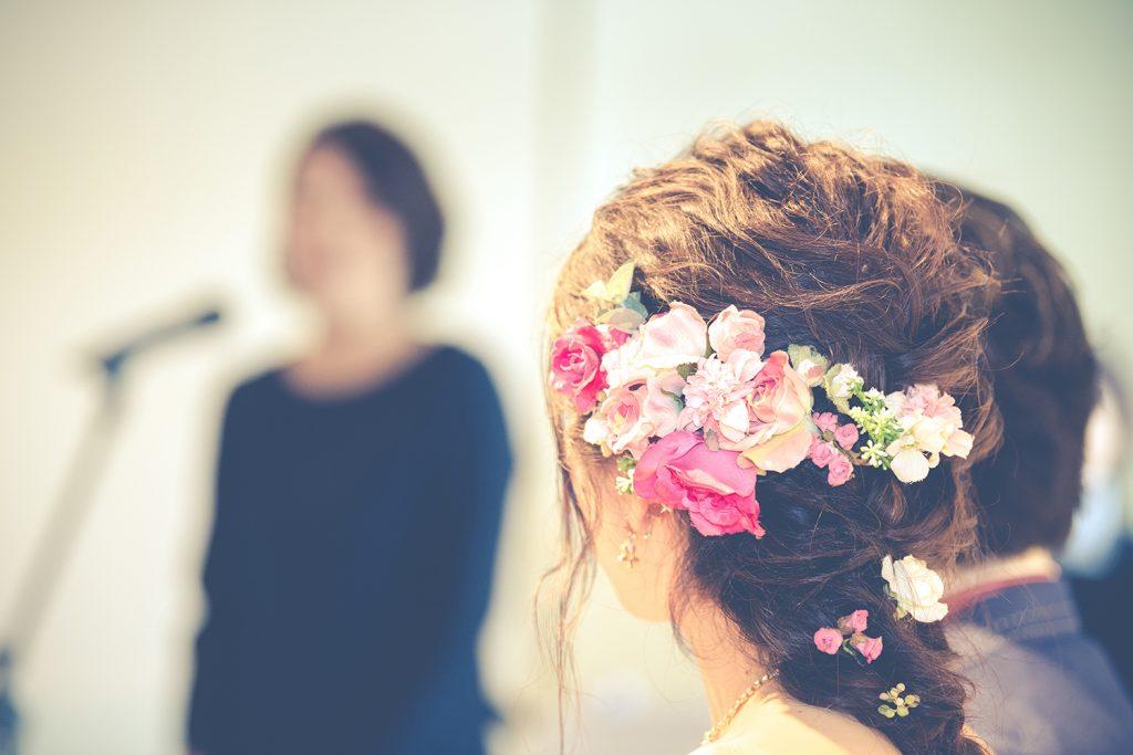 多くの方に感動を与える結婚式のスピーチ(祝辞)
