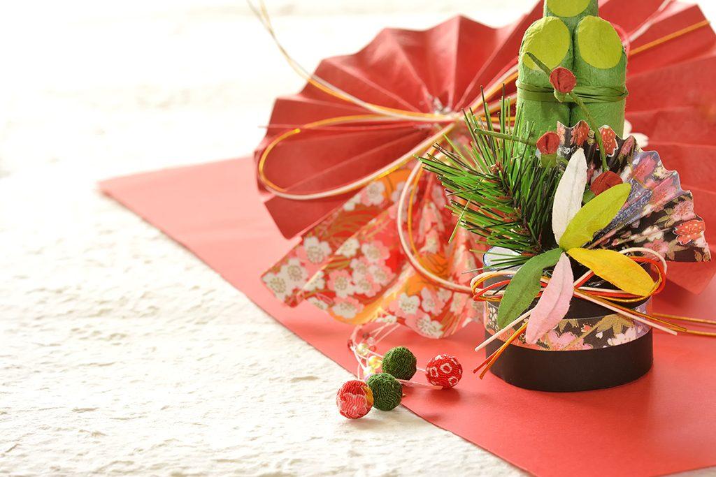 お正月に飾る松の内の役割・意味とは