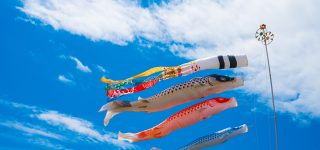 鯉のぼりに付いている「吹流し(吹き流し)」って何の意味があるの?
